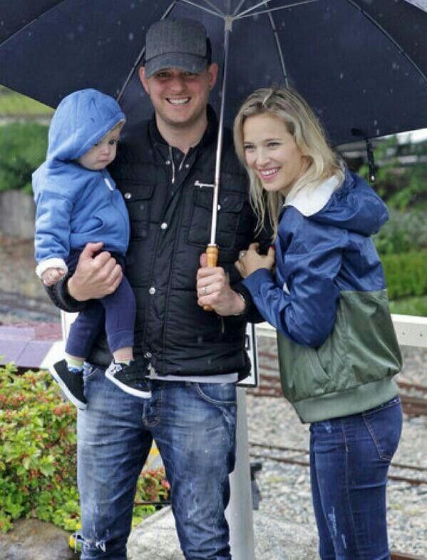 Singing in the rain :-)