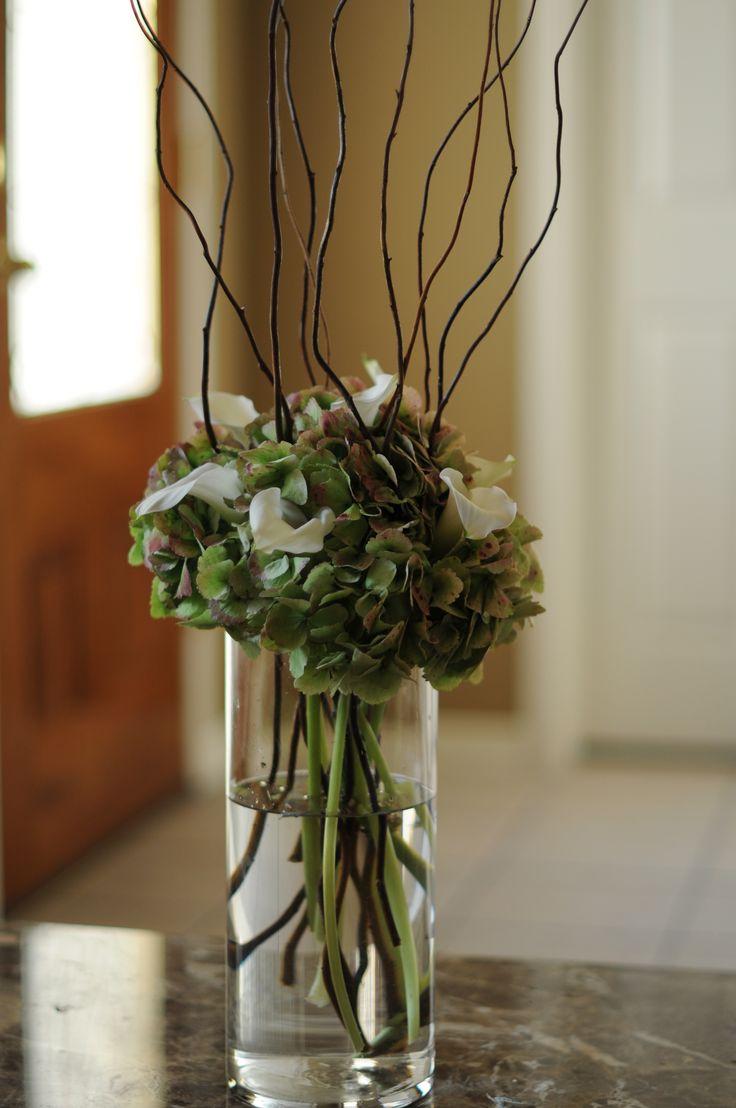 Best willow branch centerpiece ideas on pinterest