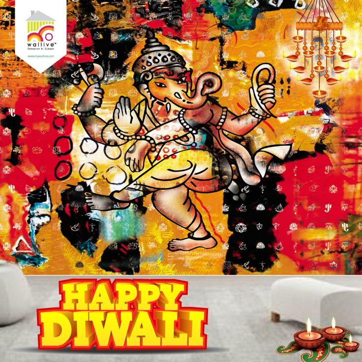 Wishing everyone a very prosperous & happy Diwali!!