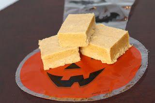 Baking Away: Pumpkin Pie Fudge