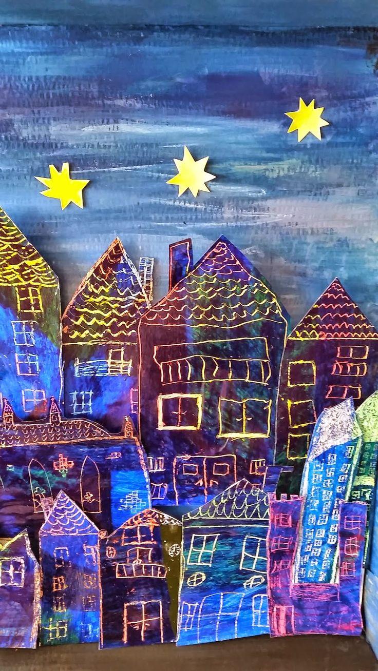 Krásný dobrý večer... Nádherná modrá ... Něžná nebeská modř tak vysoko nad námi..., díky ní vnímám klid a svobodu. Tak snadné...