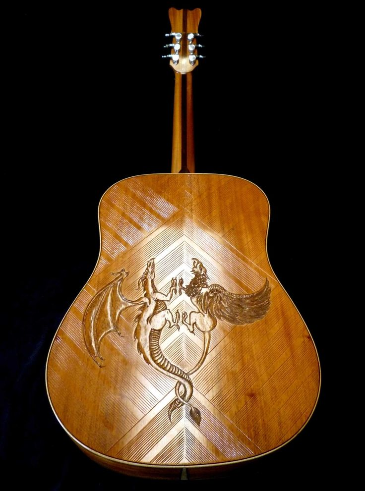 """Blueberry Custom """"Griffin"""" Acoustic Guitar"""
