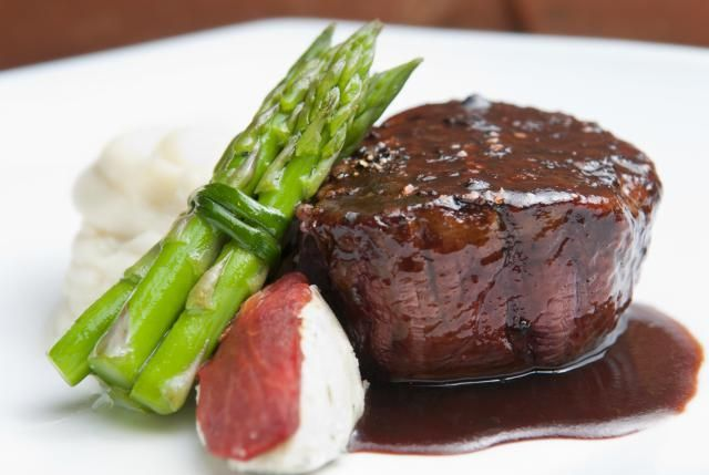 Top Your Meats with Easy Madeira Sauce: Filet mignon with madeira sauce