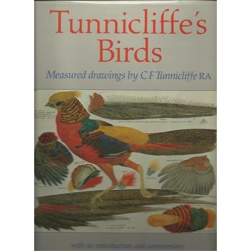 Tunnicliffe's Birds: Measured Drawings by C.F. Tunnicliffe (9780316165563): Charles Frederick Tunnicliff: Books