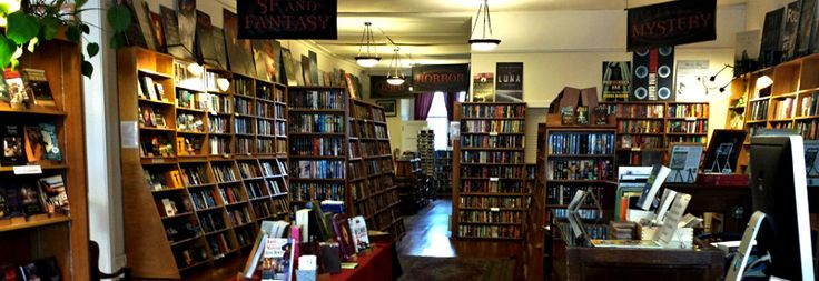 Borderlands Books - Exclusively Sci-fi/Fantasy Bookstore in The Mission