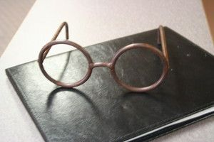 It would be so interesting to get a pair of glasses like these. I wouldn't mind them when I get older. My eye doctor says I still have good eyes so it will probably be a couple of years before I need glasses.
