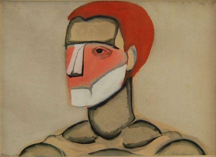 andrzej wroblewski art | Andrzej Wróblewski: A Barbarian in the Garden, Paintings 1948 - 1957 ...