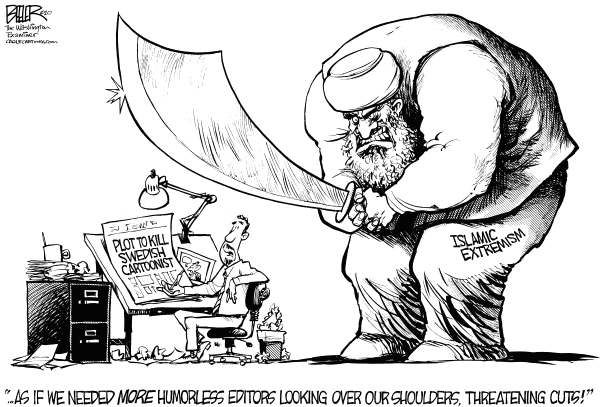 muhammad cartoons - Google Search