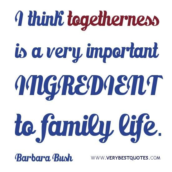Quotes About The Importance Of Family Amusing 21 Best * Quotes ~ Love Ur Family * Images On Pinterest  Thoughts . Decorating Inspiration