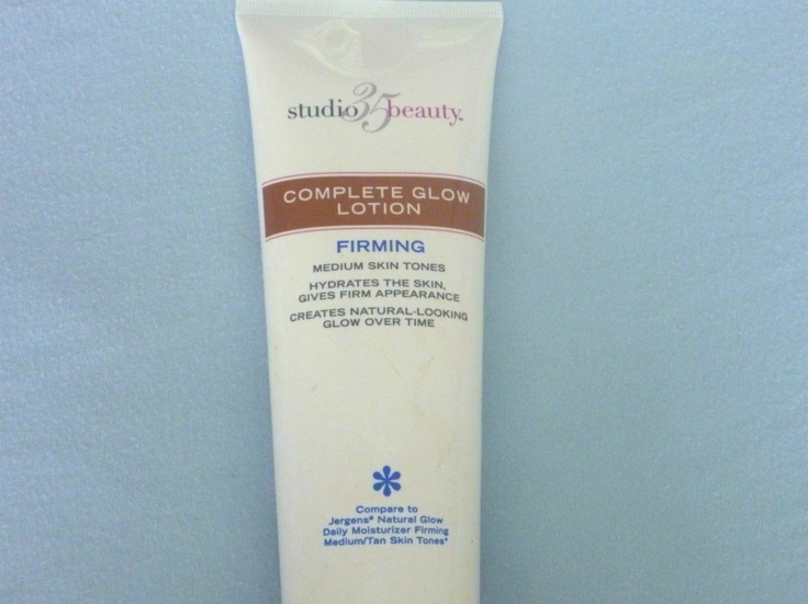 Like self tanning body moisturizers? I got this one at