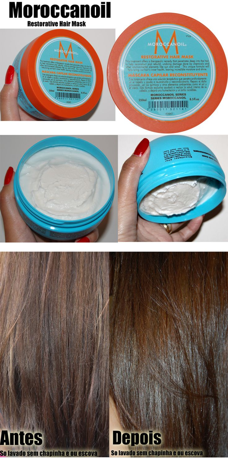 "Previous pinner ""Hands down the best hair mask EVER ~ I use this all the time! BEST PRODUCT E V E R ! ! ! !"""