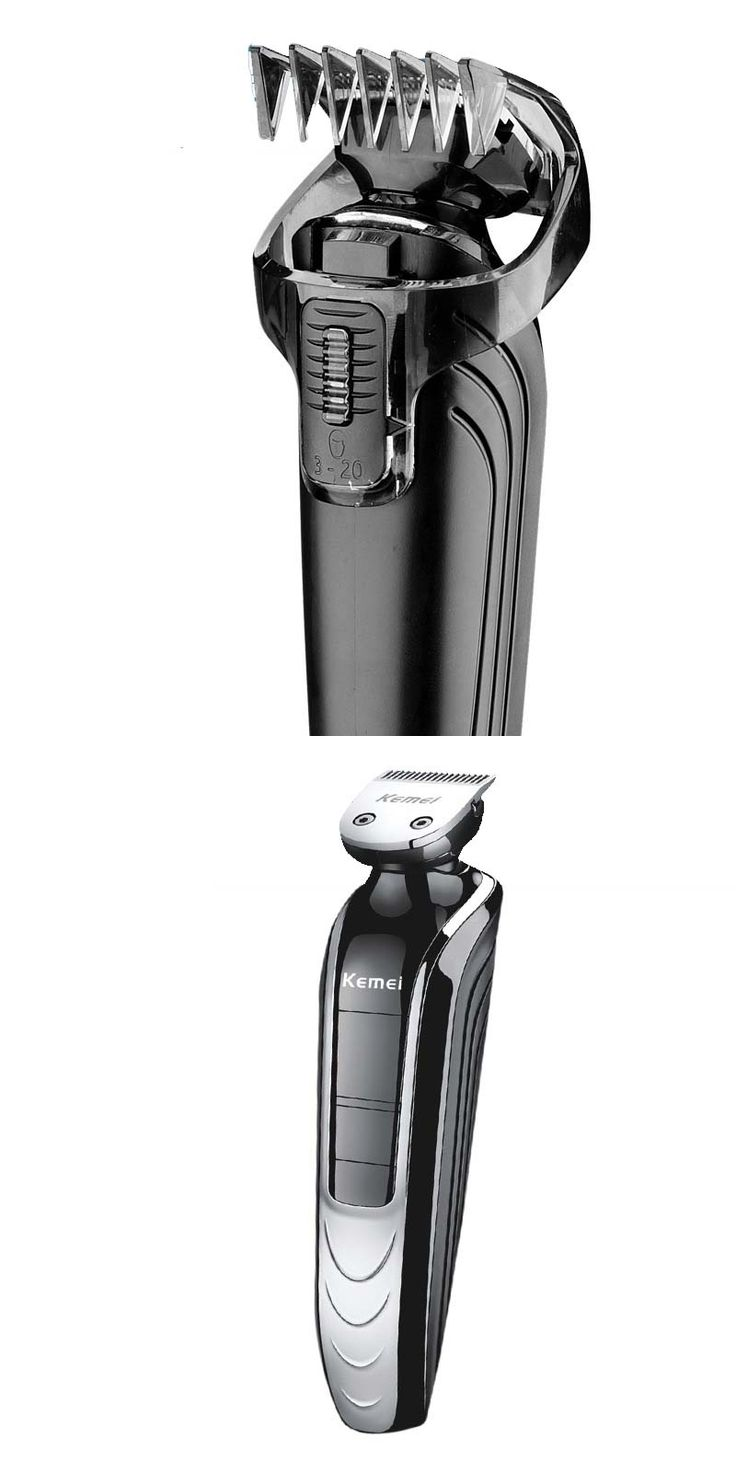 5 in 1 Waterproof Electric Hair Clipper Kemei Professional Hair Trimmer Shaver Beard For Men Waterproof Family Haircut Tool
