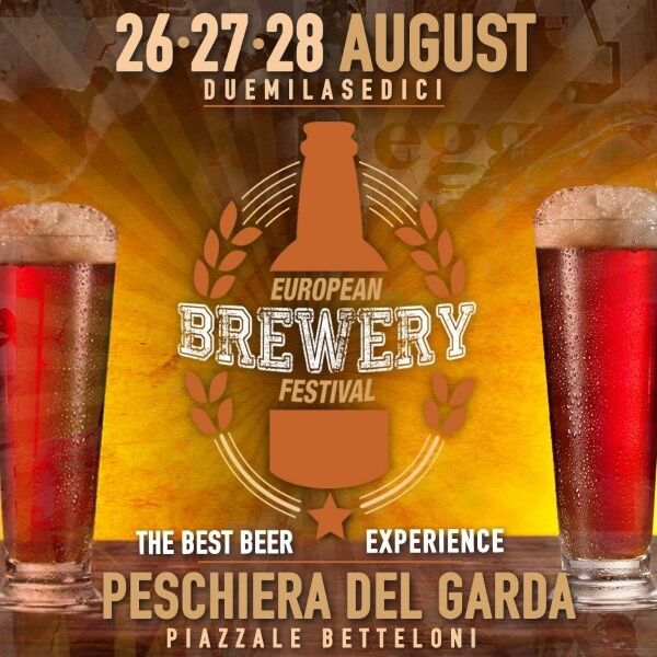 Back in Peschiera for the second edition of European Brewery Festival, the…