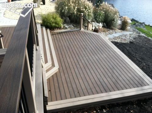 1000 Images About Trex Front Porch On Pinterest Black