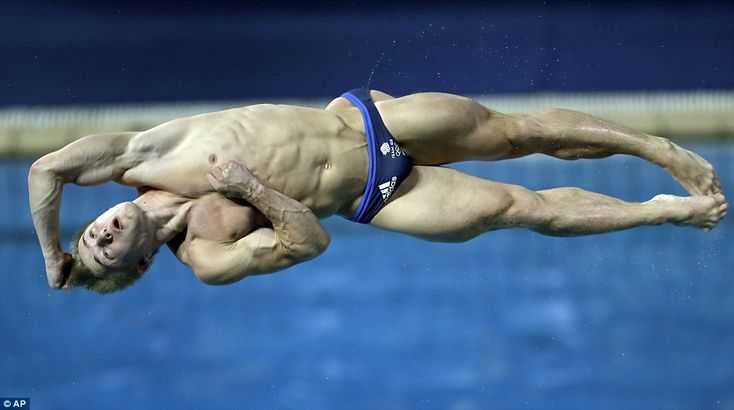 Jack Laugher, who had already won gold in the synchronised 3m springboard…