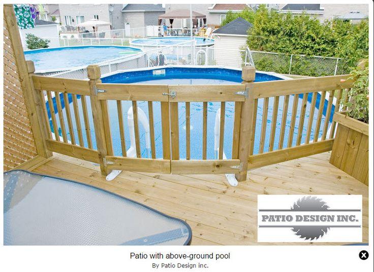 M s de 1000 ideas sobre barriere piscine en pinterest for Barriere de securite piscine castorama