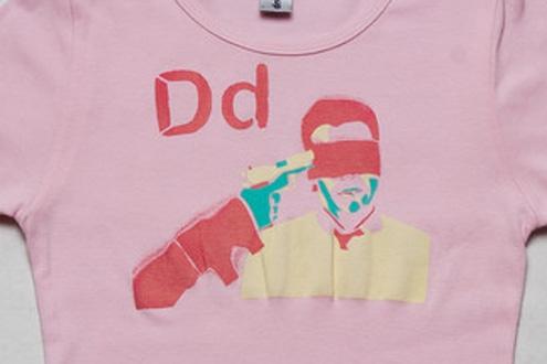 LAST REQUEST  -100 % cotton short sleeve baby doll  -Pink multi color print  PRICE: $36.00    http://www.druedun.com/store/38/10/LAST-REQUEST.html