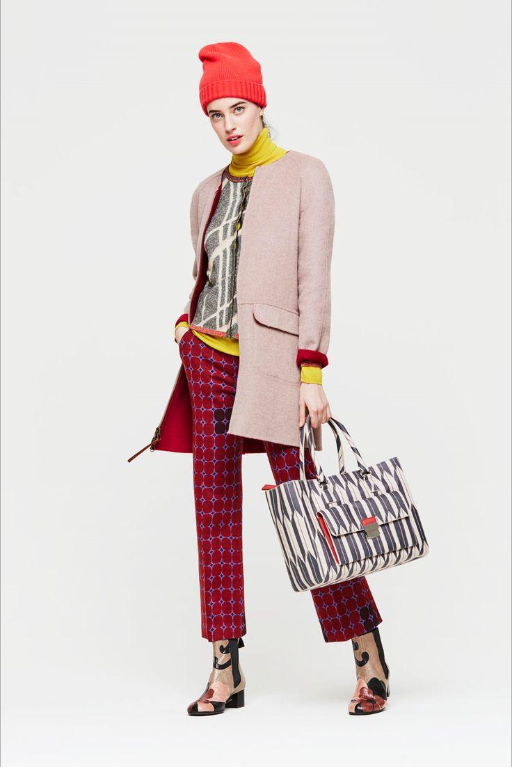 Sfilata Malìparmi Milano - Collezioni Autunno Inverno 2016-17 - Vogue