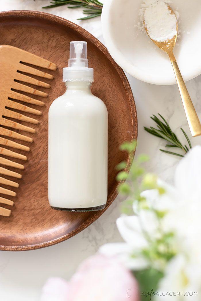 Diy Dry Shampoo Spray Micellar Formula Diy Dry Shampoo Dry Shampoo Oily Hair Shampoo