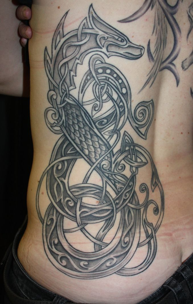 #Celtic #Keltig #Tattoo #Route 66 Tattoo #Bielefeld