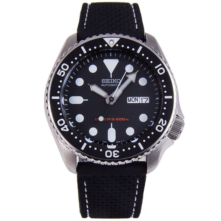 Seiko Automatic Mens Watch SKX007K2 SKX007 with an Extra