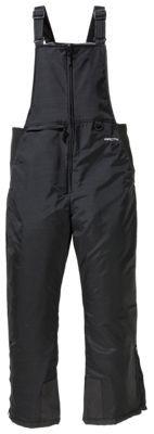 Arctix Insulated Bib Overalls for Men - Black - 2XL