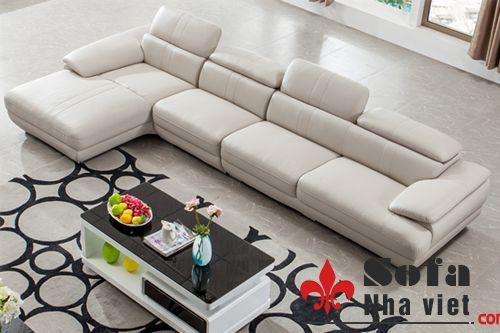 Ghế sofa da cao cấp chất liệu da indonesia
