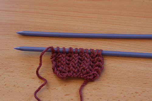 {Vidéo} Le point Brioche simple au tricot