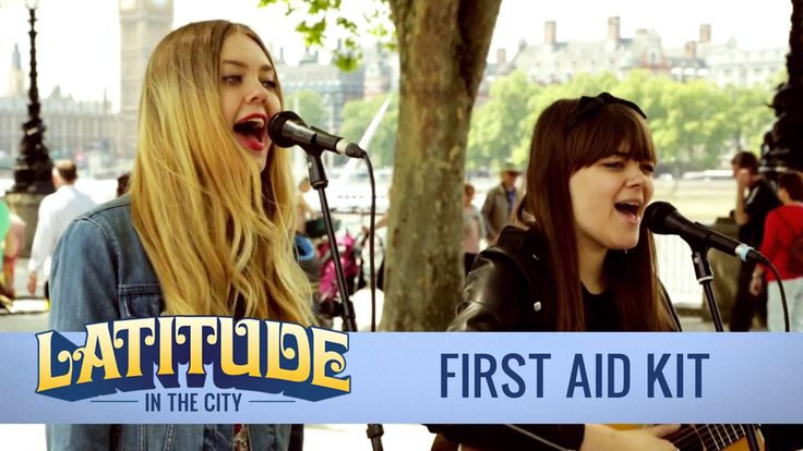 First Aid Kit 'My Silver Lining' (acoustic)   London Southbank   Latitud...