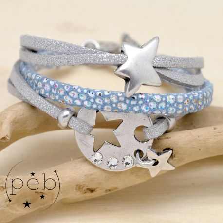Bracelet DIANE ciel