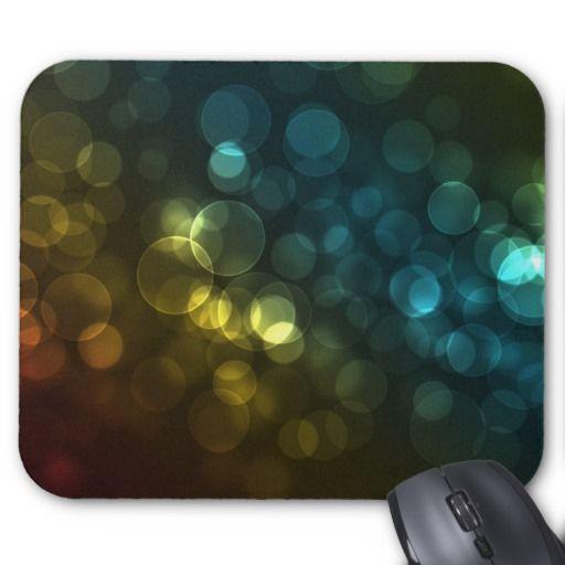 Bokeh #1 mousepad
