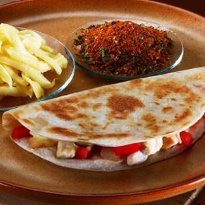 Taco (HÚSOS) - Megrendelhető itt: www.Zmenu.hu - A vizuális ételrendelő.