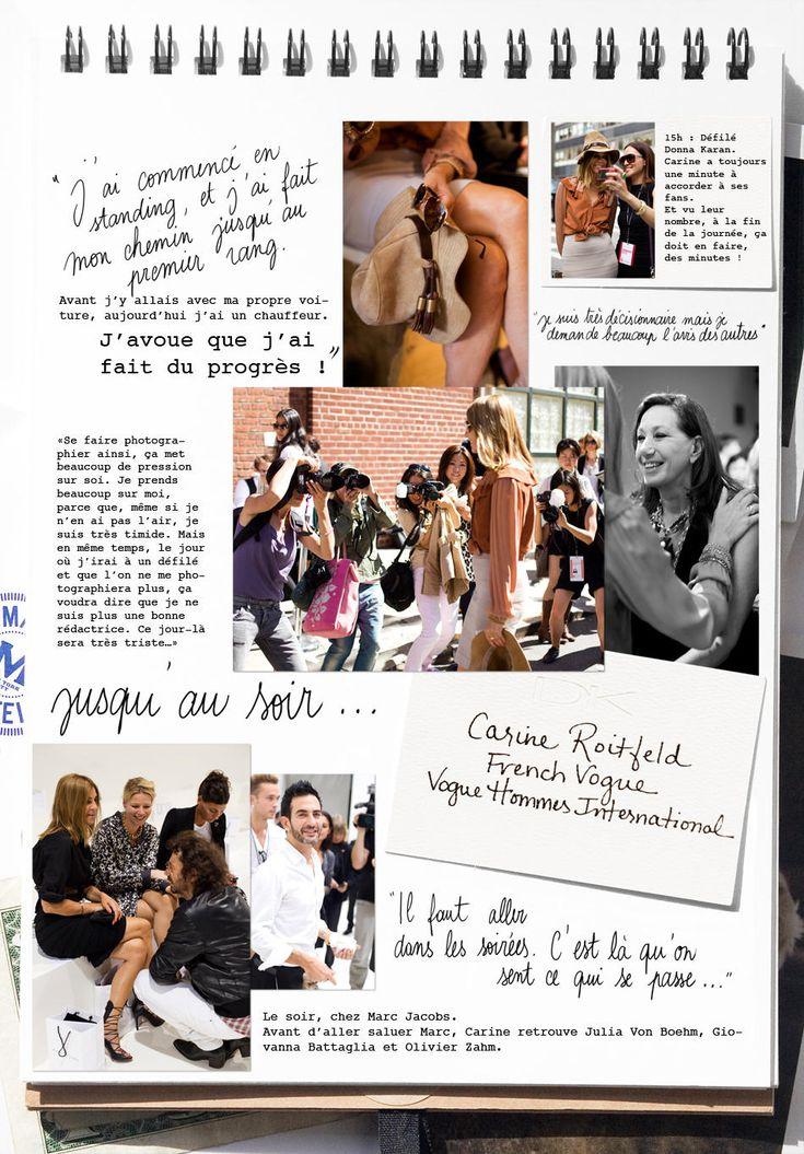 Ma fashion week avec… - Garance Doré
