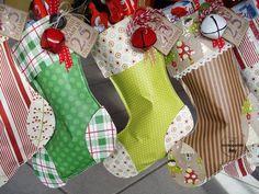 Calze della Befana by Mery #Christmas socks
