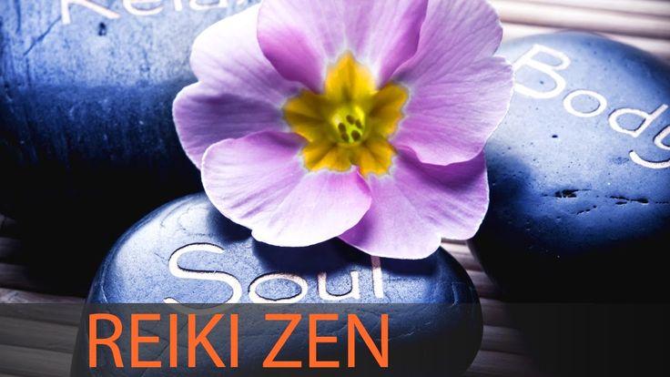 6 Hour Reiki Zen Meditation Music: Healing Music, Positive Motivating En...