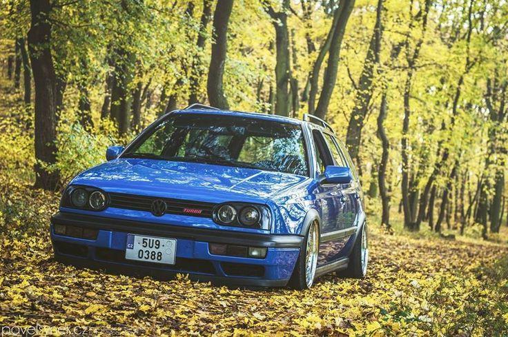 Volkswagen Golf GTI mark 3