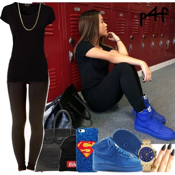 Passion 4Fashion: Superwoman B*tch by shygurl1 on Polyvore featuring polyvore fashion style Pure Lime Forever 21 Hermès Michele NIKE