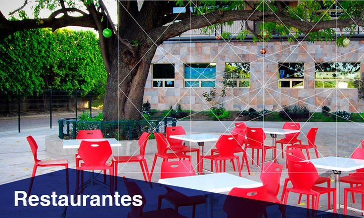 Mejores 7 imágenes de Mobiliario para restaurantes en Pinterest ...
