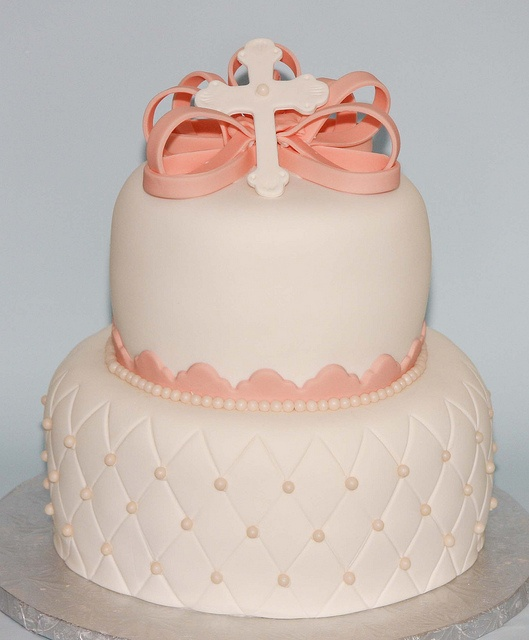 Baptism Cake by Kalli Cakes, via Flickr