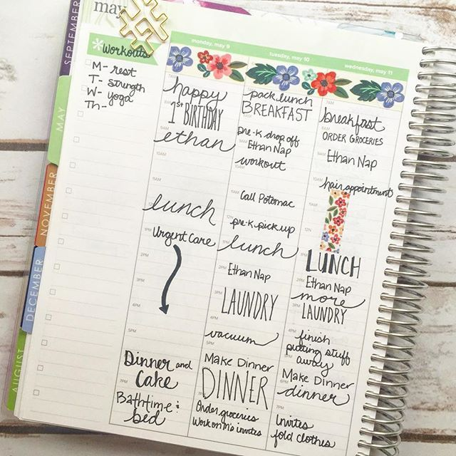 17 Best ideas about Hourly Planner on Pinterest | Weekly planner ...