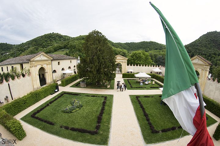 Villa dei Vescovi - Padova
