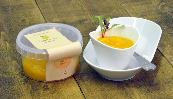 Salubrious Cauliflower, Carrot & Apple Puree  For more information please visit on site:-  http://www.littletummy.co.uk/