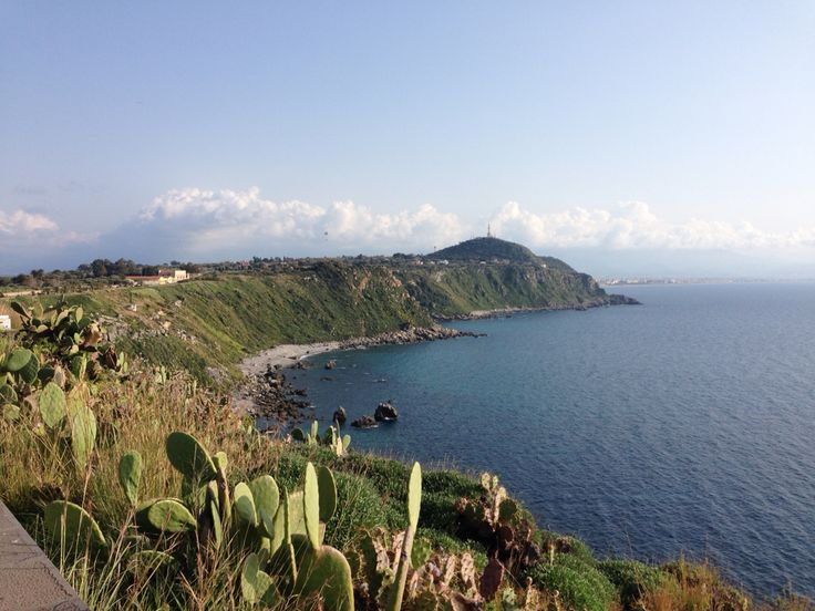 Where my mother in law and father in law come from - Capo Milazzo