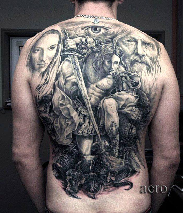 The World's Best Tattoo Artists  Part1  Tattoo, Skin Art