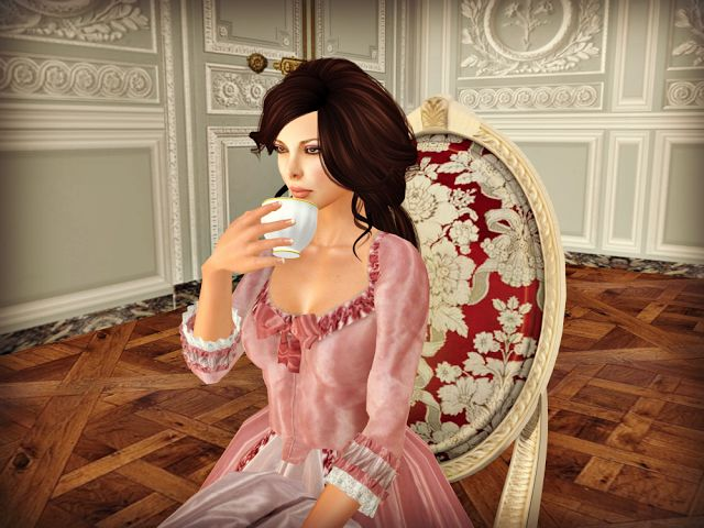 [Blog Post] Petit Trianon: Tea Time   It's been a busy winter; time for tea!