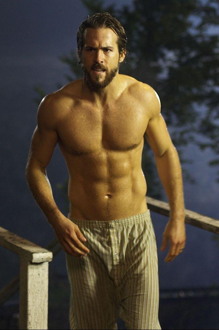 Muscle Morph: Ryan Reynolds 1 by doryfan1 on DeviantArt
