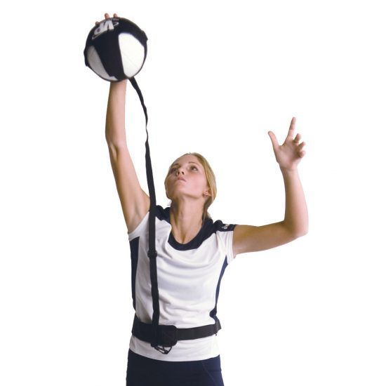 Tandem Volleyball Pal Training Tool Volleyball Training Volleyball Practice Volleyball Tryouts