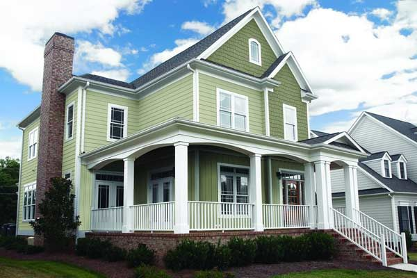 Enhance Your House With Fiber Cement Siding Home