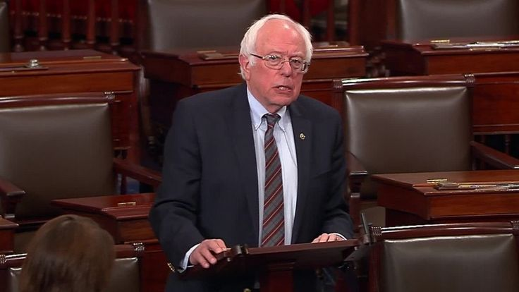 Sen. Bernie Sanders (I-VT) responds to the shooting at a routine GOP congressional baseball practice that wounded a top Republican lawmaker and a congressional aide.
