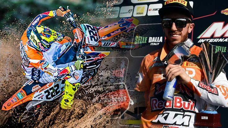 Tony Cairoli sbanca gliinternazionali d'Italia sulla sabbia diRiola - http://www.canalesicilia.it/tony-cairoli-sbanca-gli-internazionali-ditalia-sulla-sabbia-riola/ Motocross, News, Patti, Riola Sardo, Tony Cairoli